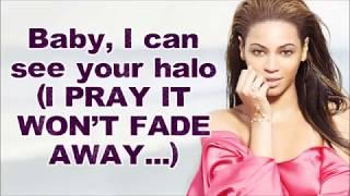 Beyonce - Halo Karaoke (live version)