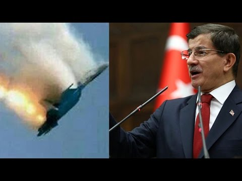 Turkey PM Announces He Gave the Order to Down Russian Fighter Jet