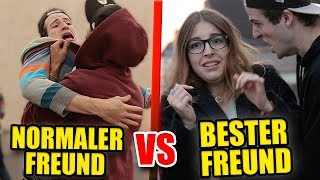 FREUNDE vs. BESTE FREUNDE Teil 4 I BradeTv