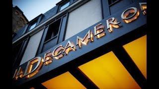Il Decameron Luxury Design Hotel Одесса Обзор отеля глазами посетителя