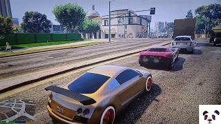Playing GTA 5 Without Breaking Any Laws(Franklin)!!