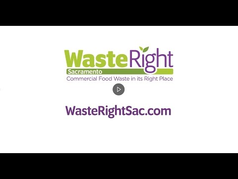 WasteRight Sacramento - Commerical Food Waste Recycling