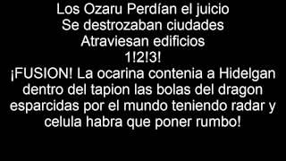 Repeat youtube video Porta: Dragon Ball Rap con Letra HD [720P]