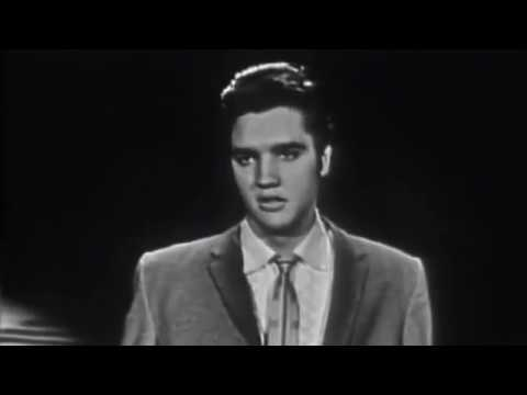 Elvis sings Love Me Tender. How did this happen?