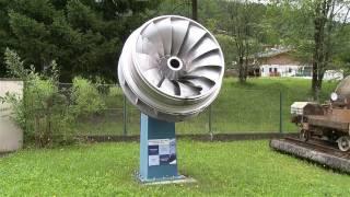 Wasserkraft - Ferienprogramm der Salzburg AG HD Salzburg AG TV