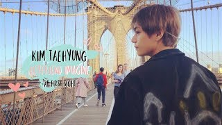 """IMAGINE KIM TAEHYUNG AS YOUR BOYFRIEND 