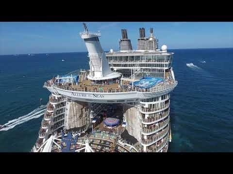 Port Everglades Ship Spotting Sunday May 21st, 2017