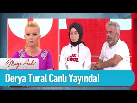 Derya Tural: ''Eşimi seviyorum, döneceğim'' - Müge Anlı ile Tatl