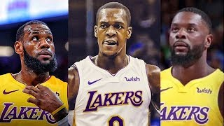 LeBron James Gets Rajon Rondo, Lance Stephenson, and Javale McGee To Join Lakers!