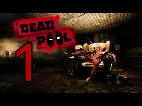 Adventures in Deadpool #1 ft. Mike & Ryan - Deadfool