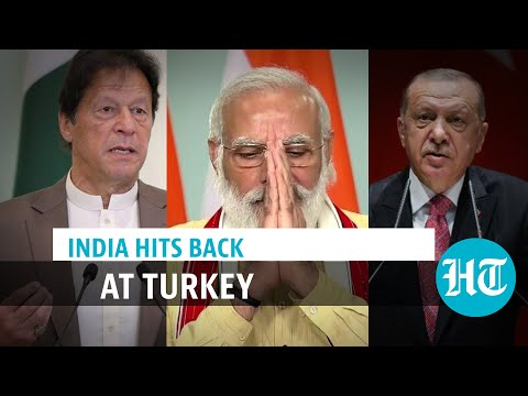 'Gross interference': India slams Turkish President Erdogan's Kashmir remarks