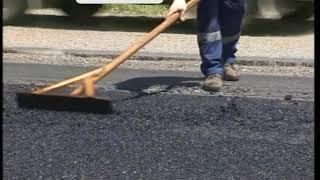 Дорогу в Находку ремонтируют к летнему сезону