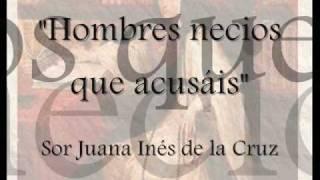 Hombres necios - Sor Juana Ines de la Cruz - Audiolibros gratis - www.albalearning.com