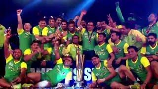 Star Sports Pro Kabaddi - Congratulations Patna Pirates
