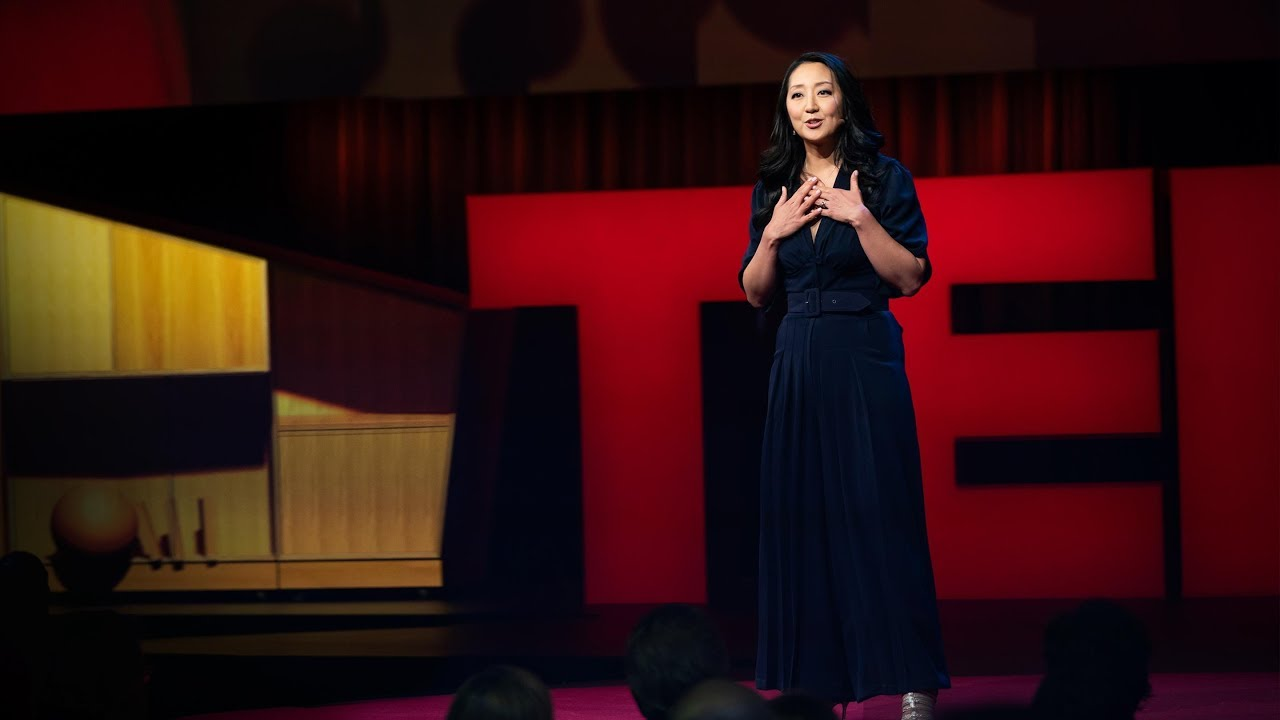 The power of diversity within yourself: Rebeca Hwang