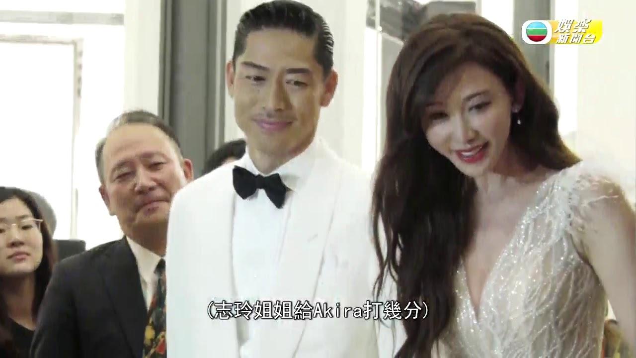 娛樂新聞臺 | 林志玲Akira臺南舉行盛大婚禮 | 黑澤良平 - YouTube