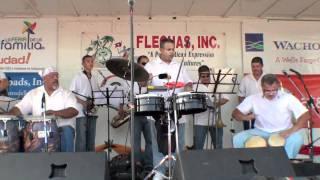Orquesta Afinke Loiza Festival 2010, New Haven, CT, Presented By FLECHAS INC, PARA SER RUMBERO