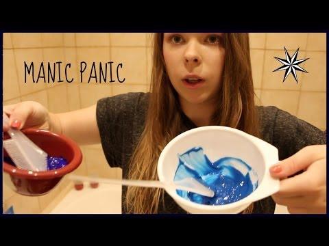 Покраска волос | MANIC PANIC | Цветные кончики | Pastel-Izer