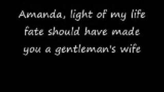 Waylon Jennings – Amanda Thumbnail