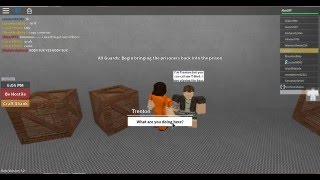 Roblox - Escape and Kill - Redwood Prison - Alan1RT