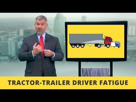 Truck Accidents & Fatigue | Atlanta Personal Injury Lawyer