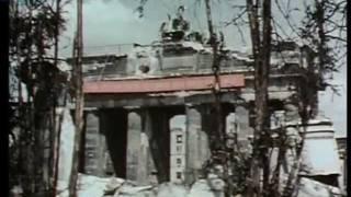 Kriegsende 1945 (unkommentiert & in Farbe) Zeitgeschichte live