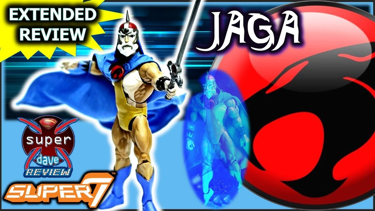 Download Thundercats JAGA [EXTENDED REVIEW] Ultimates by Super 7 - W/ Chapter Select Feature Below