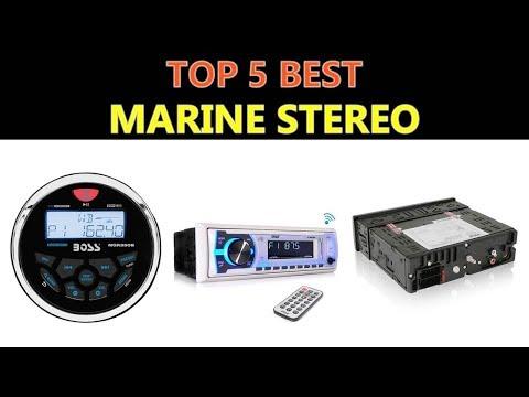 Best Marine Stereo 2018