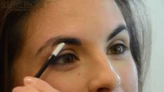 3D Brow building by Sleek Brows - Cara Delevingne inspired innovation