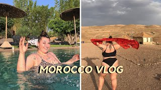 I WENT TO MOROCCO AND GOT LIT | VLOG
