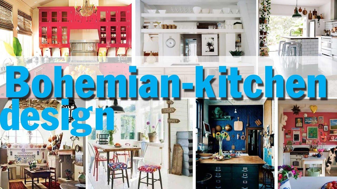 30+ Best Bohemian kitchen Design Ideas