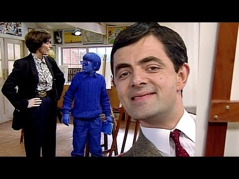Is Bean Smarter Than a Fifth Grader? | Funny Clips | Mr Bean Official
