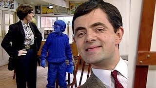 Is Bean Smarter Than a Fifth Grader?   Funny Clips   Mr Bean Official