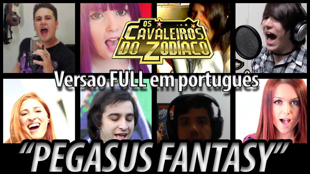 """Os Cavaleiros do Zodíaco - """"Pegasus Fantasy"""" versão FULL em português"""
