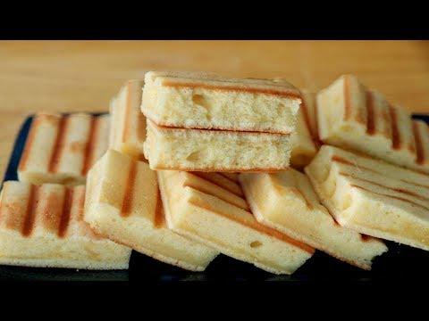 蛋糕的懶人做法,不用烤箱不用電飯鍋,香甜鬆軟,再也不用出去買了【夏媽廚房】