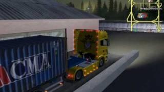 Euro Truck Simulator Scania R620 \8/