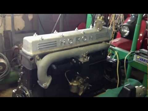 Horch 430 (1932) motor alive