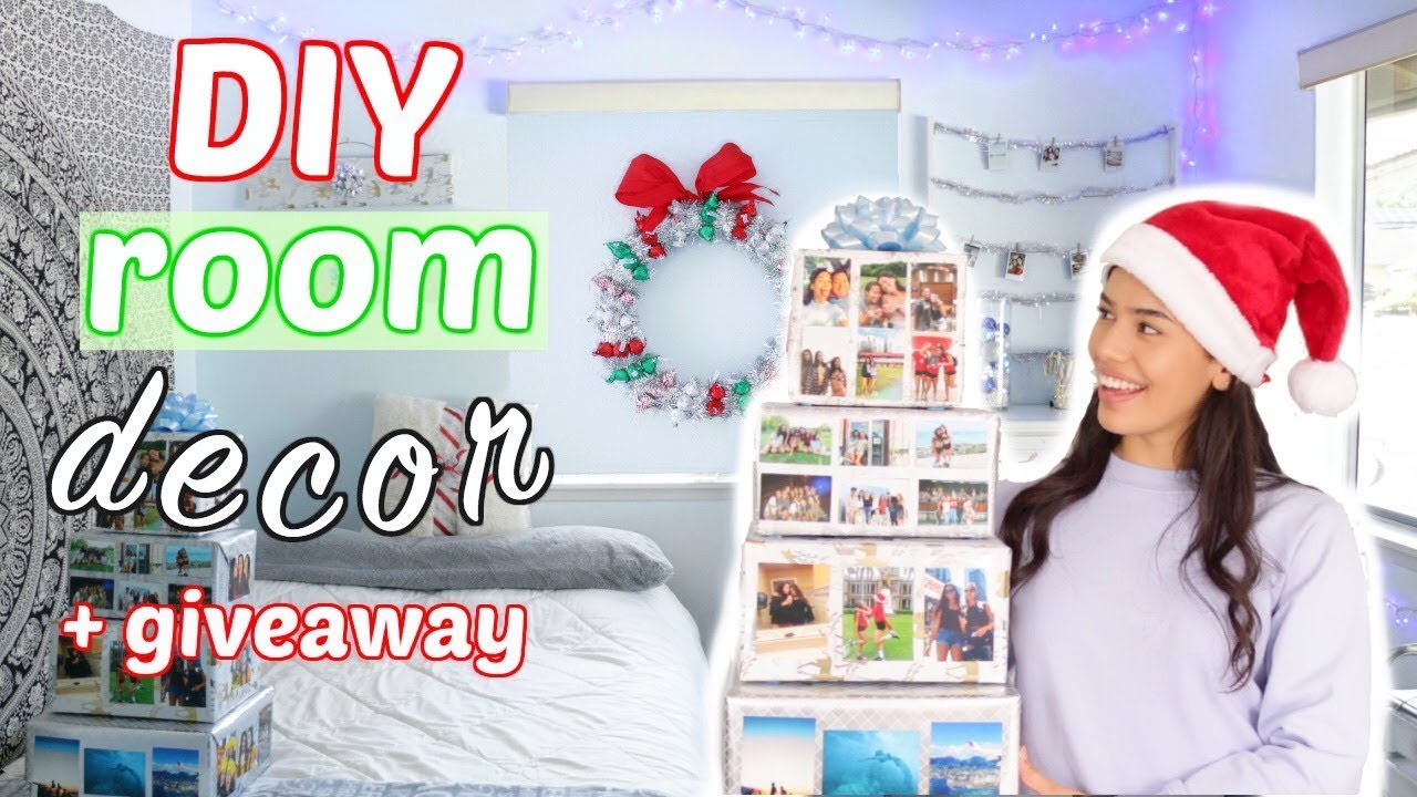 Diy christmas room decor mylifeaseva snapchat