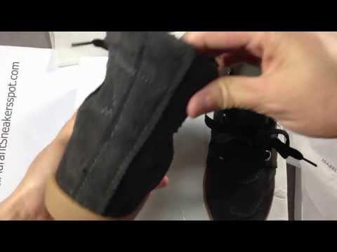Isabel Marant Bobby Low top Wedge Sneaker In Black
