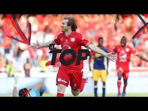 5 goles asombrosos de Fernando Aristeguieta en América de Cali | El Top de Win Sports