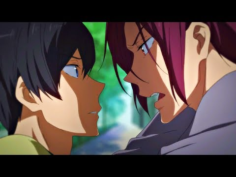 Haru x Rin Moments (DUB)
