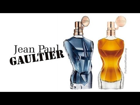 jean paul gaultier essence de parfum fragrance collection youtube. Black Bedroom Furniture Sets. Home Design Ideas