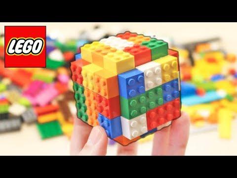 ¡CREANDO un CUBO de RUBIK de LEGO!