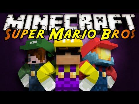 Minecraft: Super Mario Brothers Part 2!
