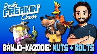 Banjo-Kazooie: Nuts & Bolts - Really Freakin