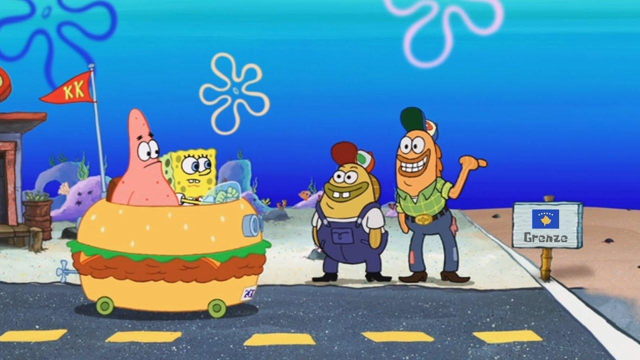 Wenn Spongebob Albaner wäre... 😂| Afrim und Bashkim fahren nach Kosovo! 😂🇦🇱