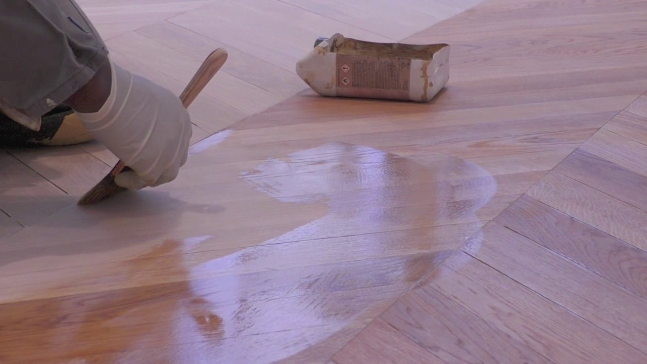 Comment poncer un parquet paris youtube - Comment poncer un parquet ...