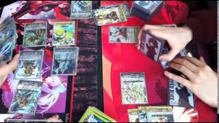 Vanguard! Casuals Liberators VS Minerva Game 3