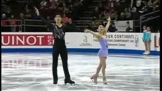 Amanda Sunyoto-Yang and Darryll Sulindro-Yang 4CC