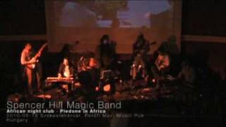 Piedone In Africa Spencer Hill Magic Band Youtube